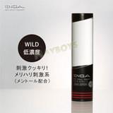 TENGA潤滑液-柔細觸感WILD低濃度