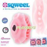 英國SQWEEL-wave 波輪式舌輪-專用配件