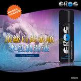 德國Eros-Aqua Sensations 頂級自然柔順水性潤滑液 100ml