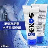 德國Eros-柔情高品質水溶性潤滑劑200ML