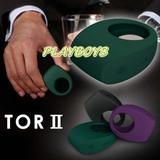 瑞典LELO-TOR托爾2代六段變頻防水時尚情趣振動環