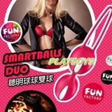 德國FUN FACTORY-SMARTBALLS DUO 聰明球球雙球(三代)