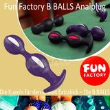 德國FUN FACTORY-B Balls矽膠肛塞