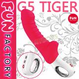 德國FUN FACTORY-G5 Tiger 5代泰格G點按摩棒