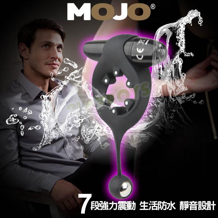 波蘭MOJO-7段變頻金屬球甩尾鎖精震套環
