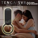 日本TENGA SVR充電直立式震動套(黑)