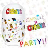 日本MENS MAX-CAPSULE X CIBOYS膠囊自慰套(派對)