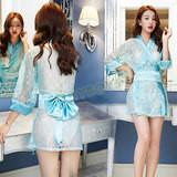 碧藍幻想 蕾絲透視和服