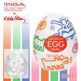 TENGA自慰蛋EGG X Keith Haring(STREET)