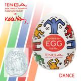 TENGA自慰蛋EGG X Keith Haring(DANCE)